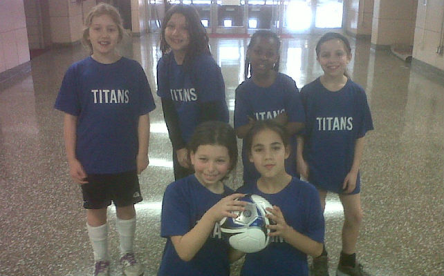Futsal Girls New York